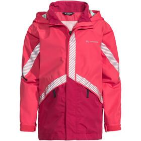 VAUDE Luminum II takki Lapset, bright pink